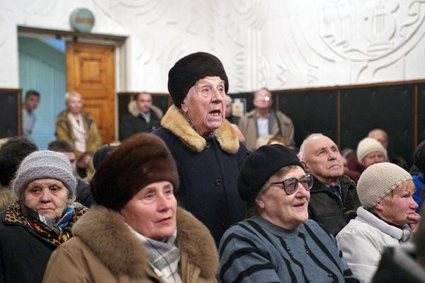 Закон о пенсионном страховании граждан РФ