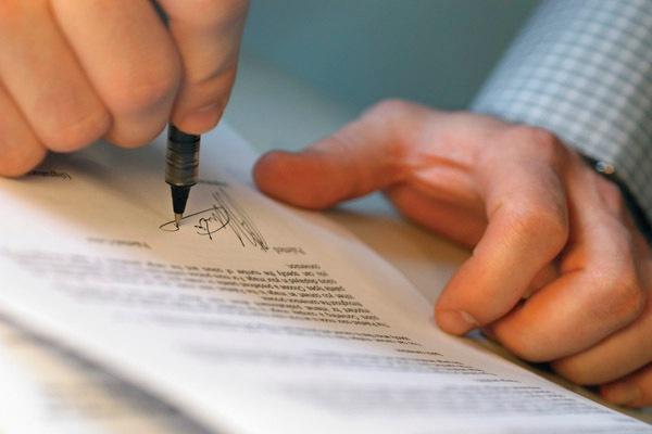 Агентские договора на практике