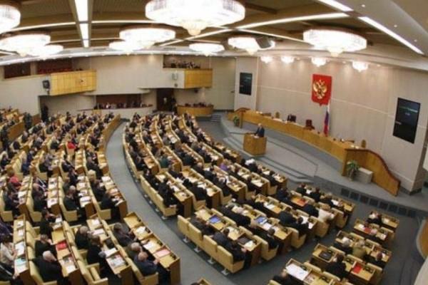Внесение поправок в закон об НКО