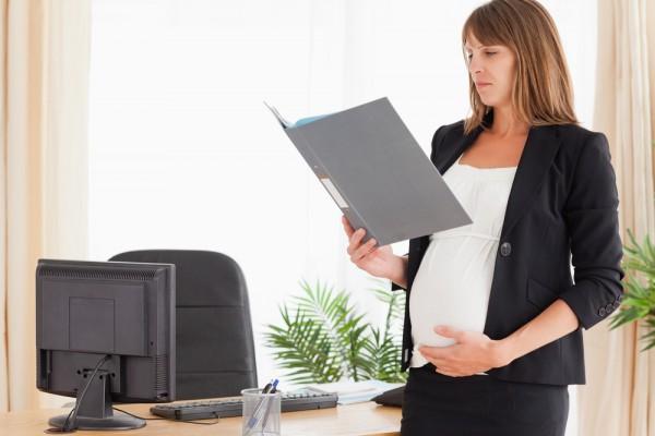 Трудовые права беременной женщины
