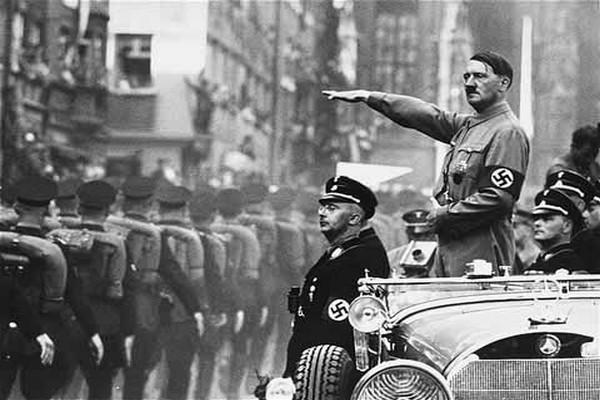 Гитлер не будет почетным гражданином