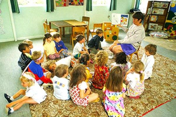 Права ребенка, посещающего детский сад