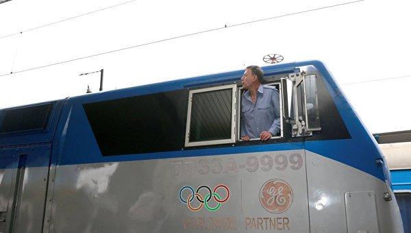 General Electric возьмется за обновление локомотивного парка