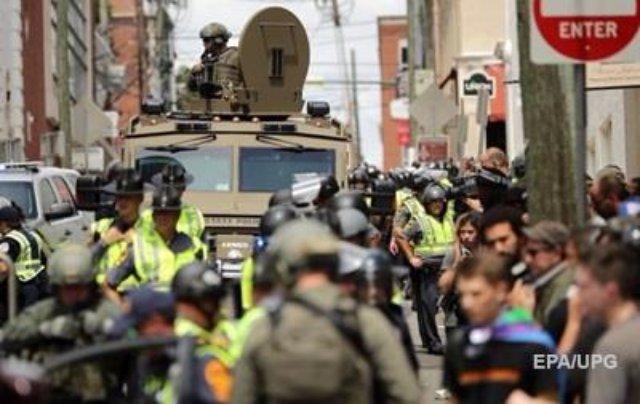 Протесты в Вирджинии: власти призвали ультраправых разойтись