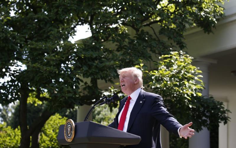Трамп о новых санкциях против России: не должны препятствовать усилиям США и ЕС урегулировать конфликт в Украине