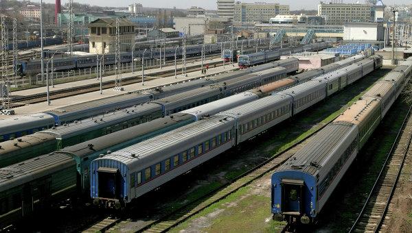 «Укрзализныця» получила тысячу вагонов, которые принадлежали компании Клименко