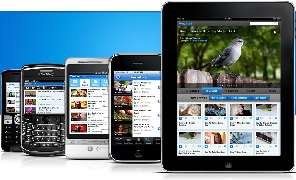 Интернет-магазин планшетов и мобильных телефонов