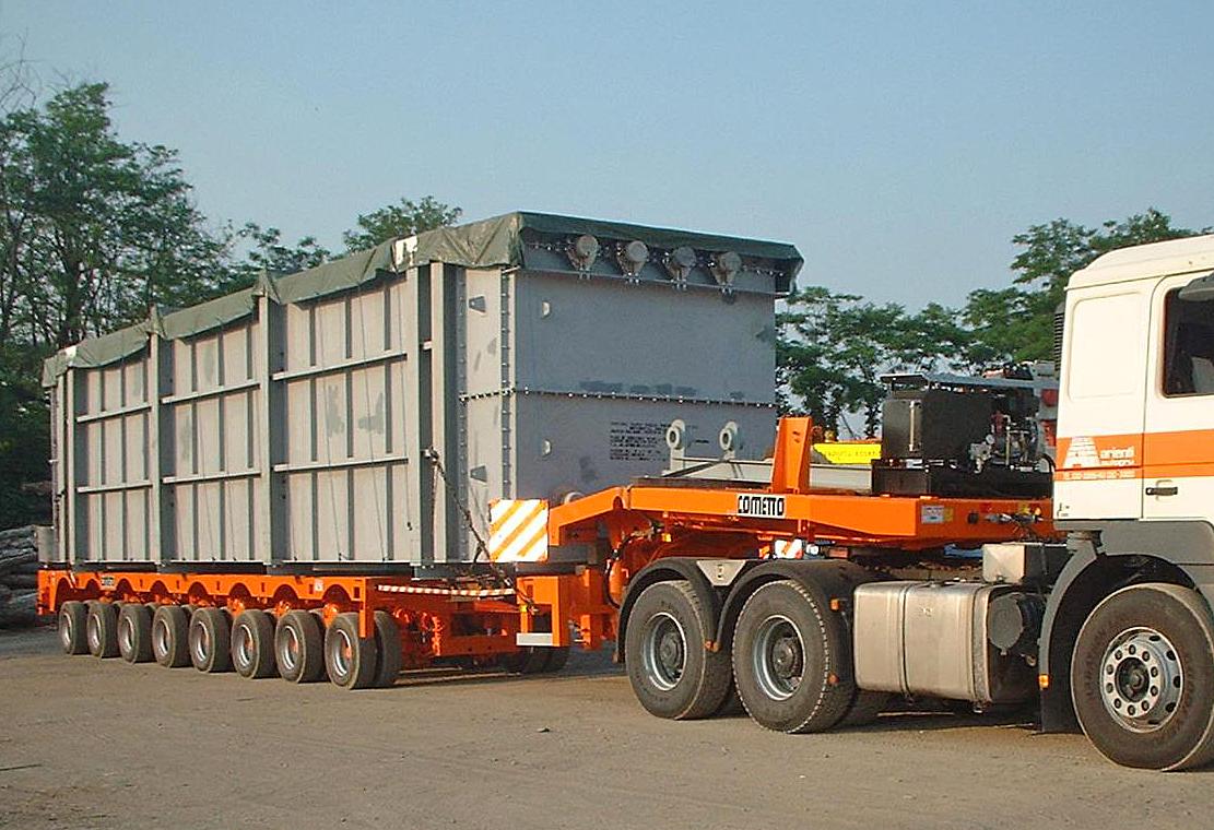 Услуги перевозки любых видов негабаритных грузов