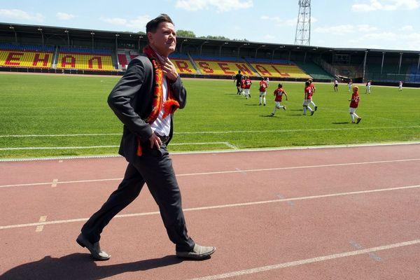 В Туле откроется филиал футбольной академии Дмитрия Аленичева