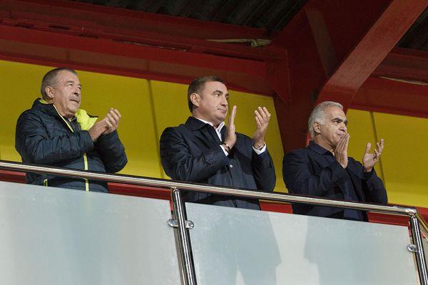 Алексей Дюмин: Тульский «Арсенал» одержал важную победу