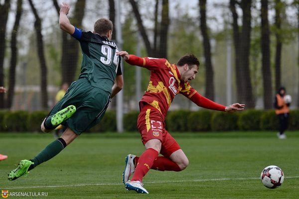 Молодёжки «Арсенала» и «Краснодара» сыграют 1 октября