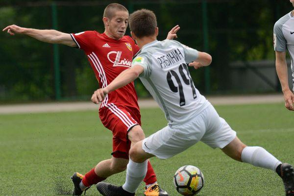 Тульский «Арсенал» отзаявил Османа Исаева