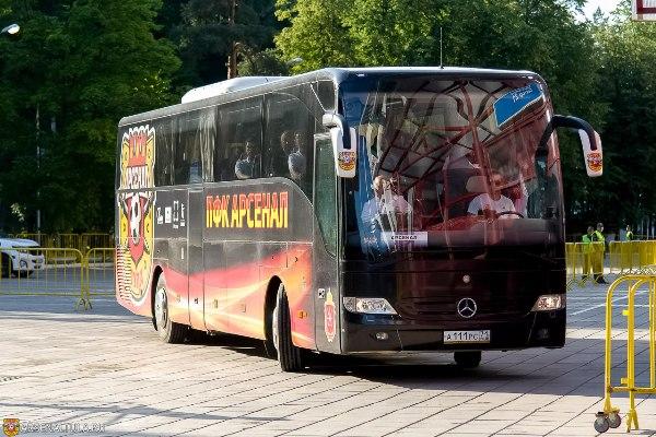 Владимир Габулов: Тульский «Арсенал» выходит из задней двери