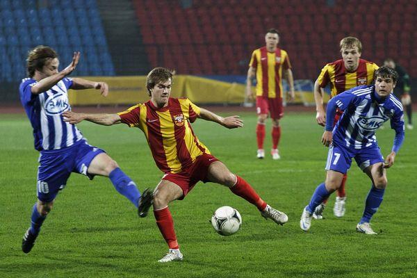 Павел Сергеев летом едва не перешёл в «Анжи»