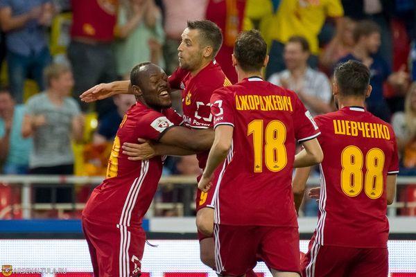 Тульский «Арсенал» победил московское «Динамо»