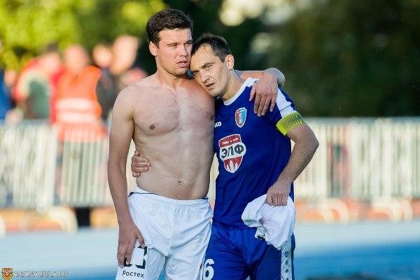 Игорь Лебедев: Один матч в Кубке— это всегда случай