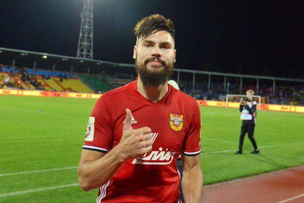 Максим Беляев: Я отмечал гол, показывая венский вальс
