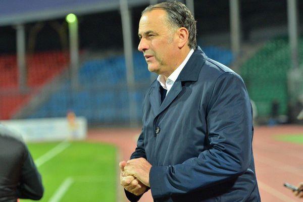 Миодраг Божович: Тульскому «Арсеналу» было некуда деваться
