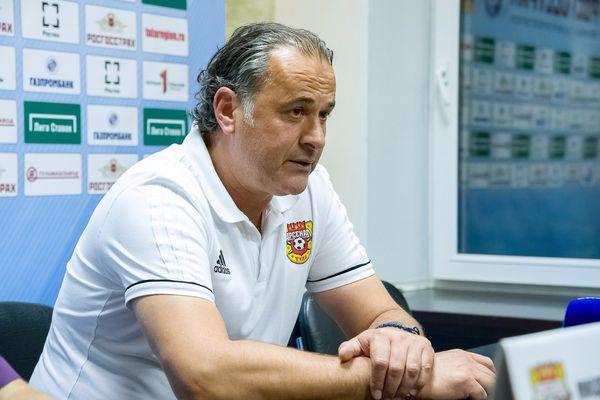 Павел Занозин: Тульский «Арсенал» с приходом Божовича начал выздоравливать