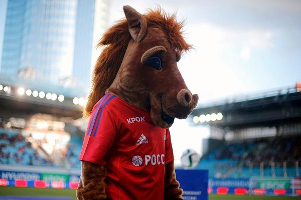 Маскотом «СКА-Хабаровска» может стать конь, медведь и офицер