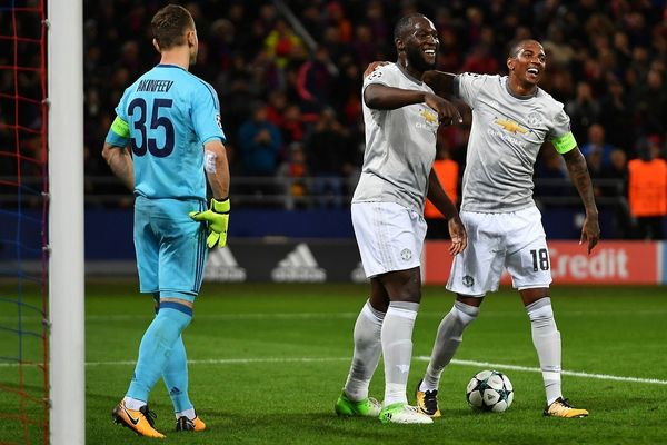 «Манчестер Юнайтед» разгромил ЦСКА