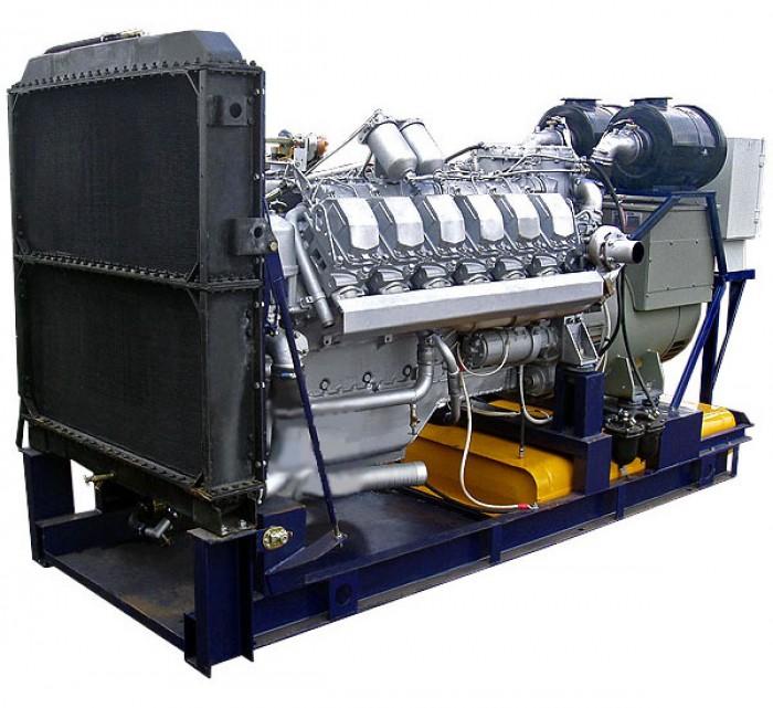 Дизельный генератор — покупка в Киеве