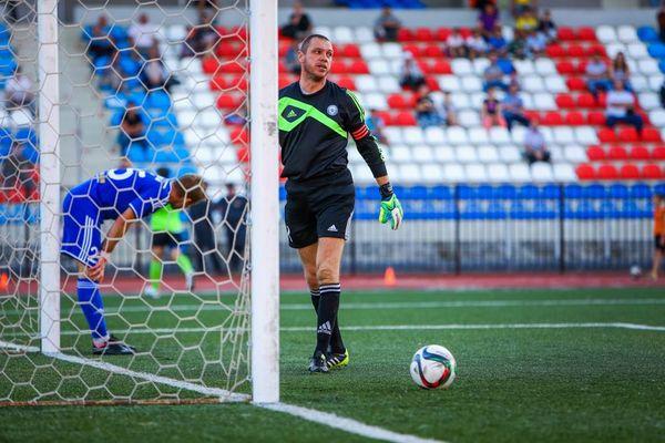 Александр Филимонов сыграет в матче в честь 65-летия Владимира Путина