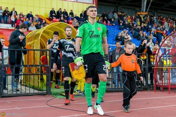 Владимир Габулов вызван в сборную России
