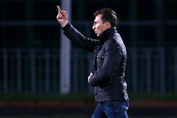 Александр Григорян во втором матче подряд показал средний палец оскорблявшим его фанатам