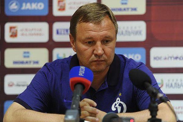 Московское «Динамо» рассказало, кто заинтересован в слухах об отставке Юрия Калитвинцева