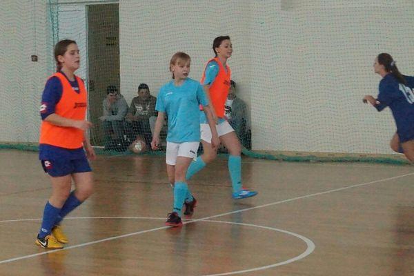 Мини-футболистки «Авроры» выиграли турнир в честь Дня Тульской области