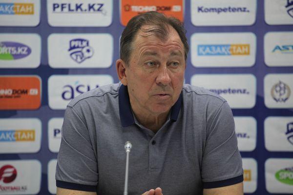 Сергей Павлов покинул «Атырау»