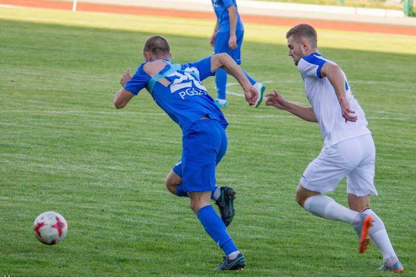 Футболку игрока пензенского «Зенита» пришлось латать изолентой