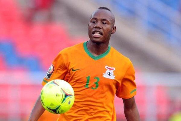 Стоппила Сунзу вызван в сборную Замбии