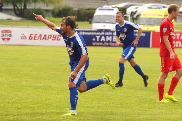 «Тамбов» не смог победить перед матчем с тульским «Арсеналом»