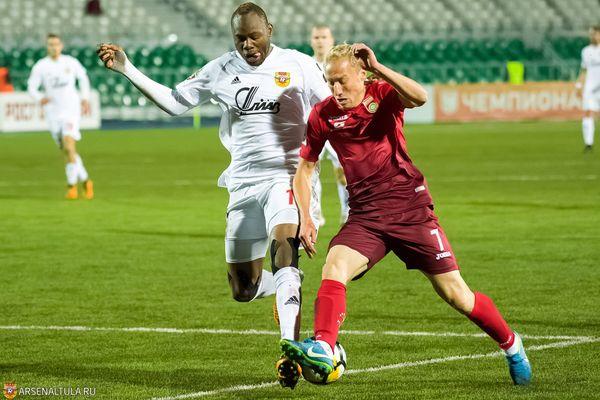 «Амкар» разгромил «СКА-Хабаровск», тульский «Арсенал» опустился на 12-е место