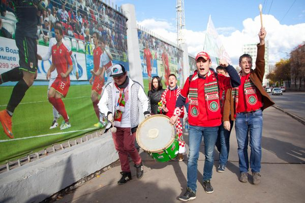 «Уфа»— «Арсенал»: накануне матча