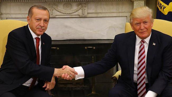Эрдоган и Трамп встретятся в Нью-Йорке