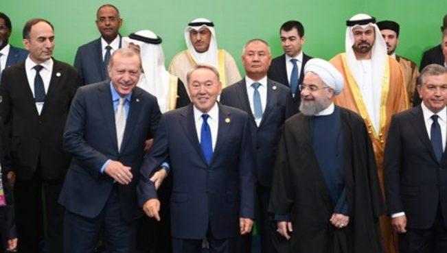 Назарбаев предложил создать исламскую G-20