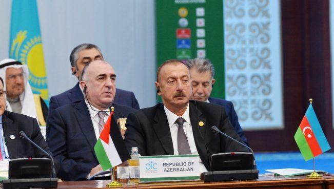 Ильхам Алиев: Армения не может быть другом мусульманских стран