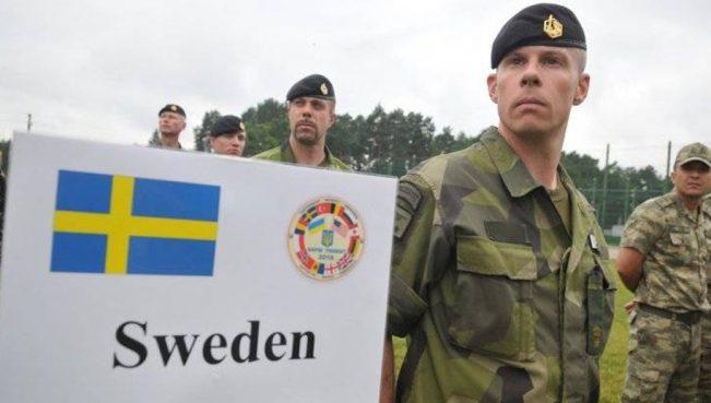 В Швеции начались крупнейшие военные учения века