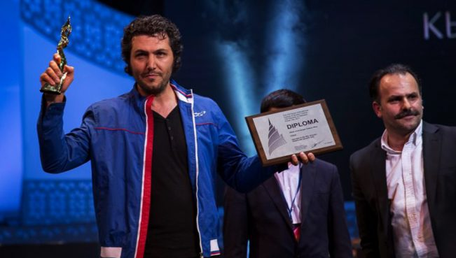 Фильм «Səs» получил награду на международном кинофестивале – ФОТО+ВИДЕО