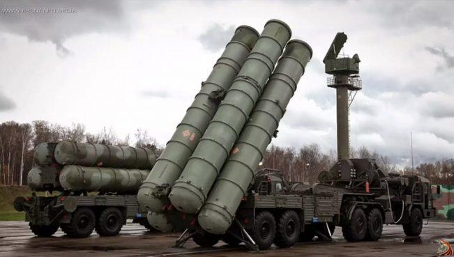 Россия и Турция подписали контракт на поставку С-400