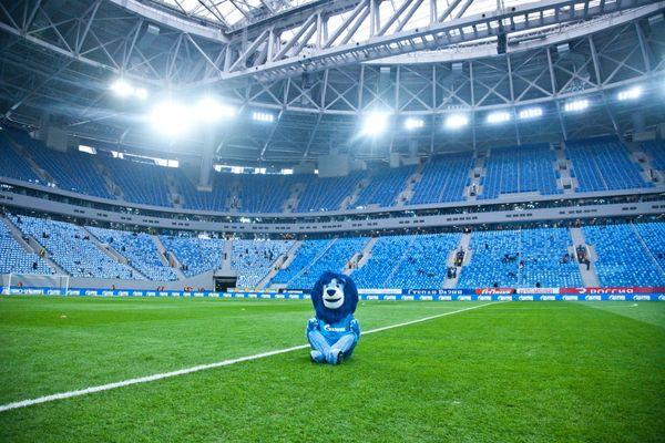 «Зенит» начал продажу билетов на матч с тульским «Арсеналом» за 34 дня