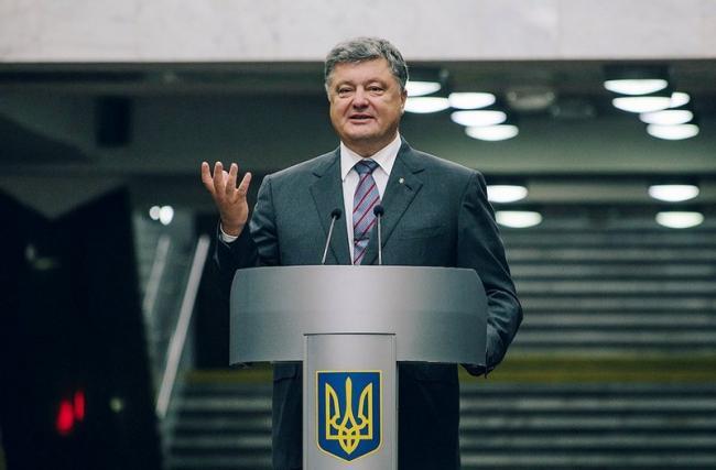 Петр Порошенко «с пониманием» отреагировал на митинг под Верховной Радой