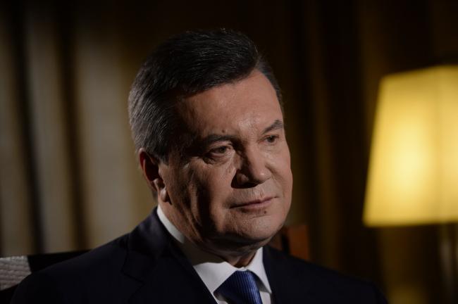 Януковичу продлили право на временное убежище в РФ