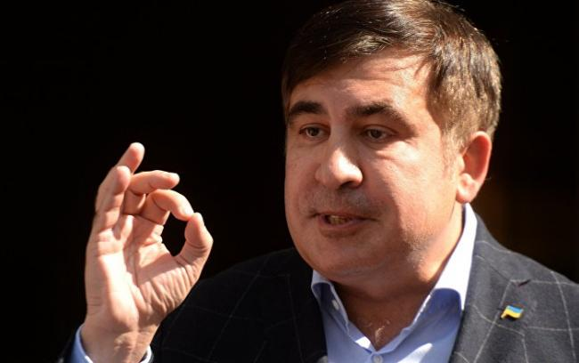 Саакашвили не нравится, как его называют в Украине