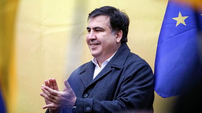 Украинцы выступили за депортацию Саакашвили