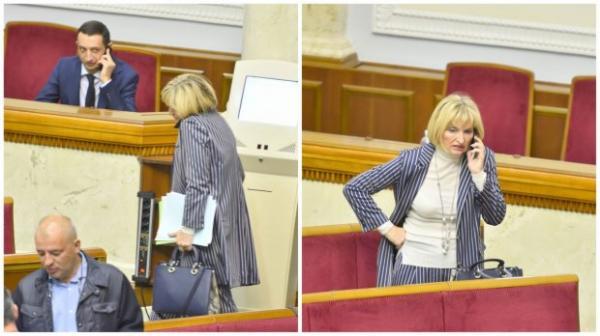 Ирина Луценко оказалась в центре скандала из-за дорогостоящего аксессуара (ФОТО)