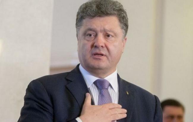 Петр Порошенко: Я все делаю для того, чтобы миротворцы были на Донбассе
